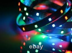 1M-5M SMD 5050 RGB LED Strip Light RGB Colour Changing USB Christmas Decorations