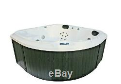 3 Person Hot Tub Luxury Spa Cove Bay Premium Controls Led Light In Stock 1