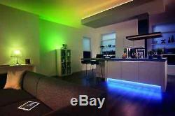 3x Philips Hue 2m Lightstrip Plus LED Kit Alexa Google Wireless Lighting Strip