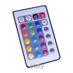4x American DJ ADJ Color Tube LED II Sensory Room Colour Changing Light DJ Party