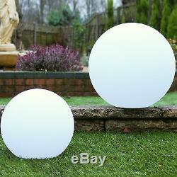 60cm Mood Ball Lights LED Colour Change Mood Light by PK Green