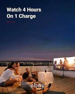 Anker NEBULA Capsule Max, Pint-Sized Wi-Fi Mini Projector without package