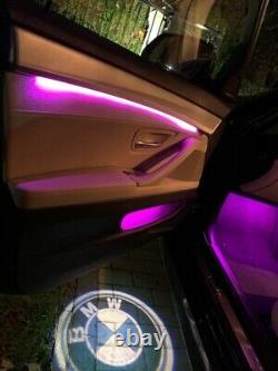 BMW F10 Ambient Interior Lighting M Sport M5 Colour Changing G30 Style KIT