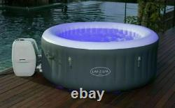BRAND NEW Lay-Z-Spa Bali 2-4 person LED Hot Tub 2021 ModelNEXT DAY DELIVERY