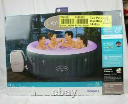 BRAND NEW Lay Z Spa Bali LED Lights 4 Person Inflatable Hot Tub 2021 BNIB