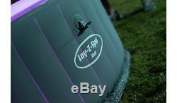 BRAND NEW Lazy Lay-Z-Spa Bali Airjet with LED Hot Tub (Cancun, Miami, Vegas)