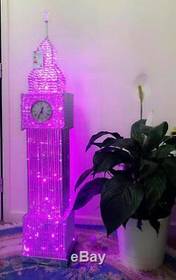 Big Ben Colour Changing Floor Light