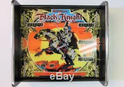 Black Knight Pinball Head LED Display Color Changing Light Box. Free Shipping