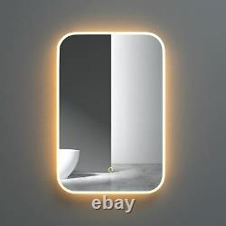 Brand New Durovin Bathrooms Modern High Quality Finish Colour Changing Mirror