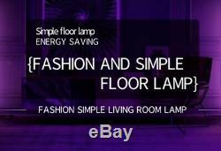 Colour Changing Minimalist LED Corner Floor Led Black (Remote)
