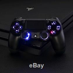 Custom PlayStation 4 Controller LED color changing buttons 7 colors (PS4)