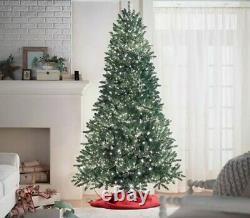 Exd 6ft Santas Best Starry Christmas Tree 2000 Led Lights Colour Change Remote