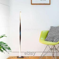 Helix Color Changing RGB LED Corner Floor Lamp Pole Light Living Room Modern