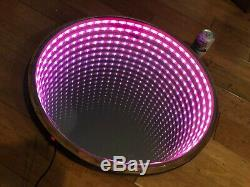 INFINITY MIRROR Color Changing LEDs with Control Remote