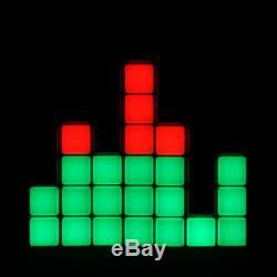 LEDJ Mood Bar Classic Retro LED Colour Changing Light Box DJ Effect Panel 1.6