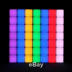 LEDJ Mood Bar Colour Changing LED Panel Light
