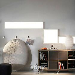 LED 6300LM 60W Dimmable Color Changeable Wireless Drop Ceiling Flat Panel Light