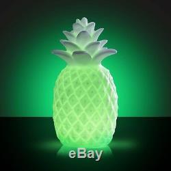 LED Colour Changing Pineapple Light Mood Lighting Table Lamp UK SELLER PRODUCT
