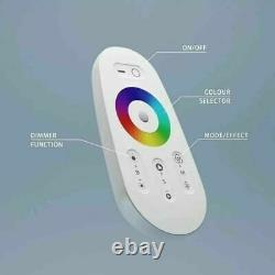 LED RGB Corner Lamp Color Changing Mood Lighting Remote Edition SEE VIDEO