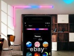 LIFX Beam Kit, WLAN-enabled modular LED Light Bars, 6 lights + 1 corner part NEW