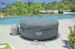 Lay-Z Spa Bali 2-4 Person Airjet with LEDs BRAND NEW FAST DELIVERY