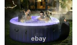 Lay Z Spa Bali 2-4 Person LED Hot Tub 2021 Model In Stock 2 YEAR WARRANTY