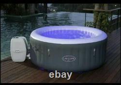 Lay Z Spa Bali 2-4 Person LED Hot Tub 2021 Version Brand New YORKSHIRE