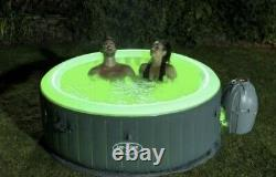 Lay Z Spa Bali 4 Person LED Color Changing Hot Tub 2021 Model Brand New