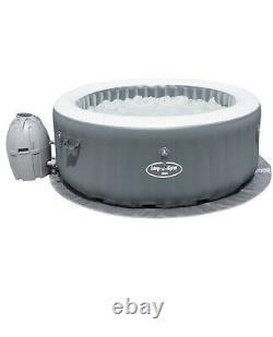 Lay-Z-Spa Bali 4 Person LED Hot Tub Lazy Spa 2021 Model Brand New