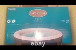 Lay Z Spa Bali Airjet 2-4 Person LED 2021 Model-Lay Z Spa Hot Tub Brand New