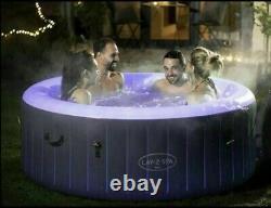 Lay Z Spa Bali Airjet 2-4 Person LED 2021 Model- Lazy Spa Hot Tub Brand New