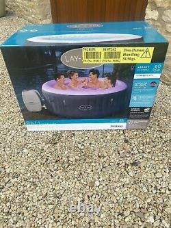 Lay-Z-Spa Bali Hot Tub 2021 Edition LED LIGHTING Fast delivery