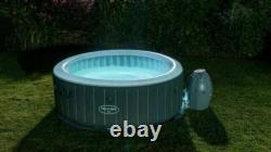 Lay Z Spa Bali Hot Tub 4 Adults LED LIGHTS Jacuzzi Pre-order Delivery 24 Feb