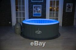 Lay-Z Spa Bali Inflatable Hot Tub withLED Lights NEXT DAY DELIVERY