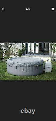 Lay Z Spa Bali LED 2021 Model Lazy Spa Hot Tub UK