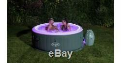 Lay-Z-Spa Bali LED AirJet Inflatable Hot Tub Jacuzzi Brand New Next Day Deliver