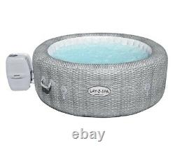 Lay-Z Spa HONOLULU 6 Person LED Hot Tub 2021 IN HAND NEW FREE DELIVERY
