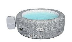 Lay-Z-Spa Lazy Honolulu 6 Person-LED Colour Changing Lights-FREE DELIVERY-BNIB