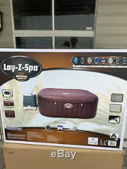 Lay-Z-Spa Maldives HydroJet Pro WITH LEDS BRAND NEW UNOPENED