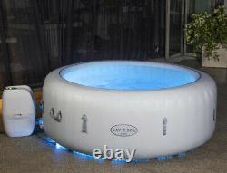 Lay Z Spa Paris Hot Tub 4-6 personLED Lights2021 Model5seller