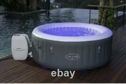 Lay z spa bali 2-4 person LED hot tub FREE DELIVERY
