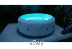 Lazy Lay-Z-Spa bestway Paris Hot Tub, LED 4-6 ppl