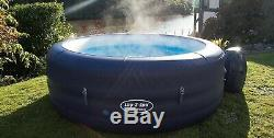 Lazy Spa Saint St Tropez LED Airjet Hot Tub 4-6 Person (Vegas Helsinki Milan)