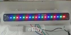 Lot of 13 Color Kinetics ColorCast 14 RGB LED Color Changing great condition