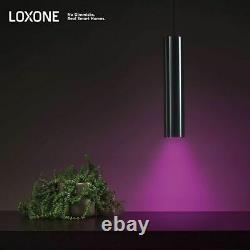 Loxone LED Pendulum Slim Tree Anthracite 100309