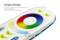 MI-LIGHT 4W GU10 RGB+CCT LED colour changing + remote control WIFI milight