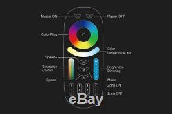 MI-LIGHT 4W GU10 RGB+CCT LED milight colour changing remote control cool warm