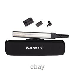 Nanlite MixWand 18 Colour Changing RGB Hard and Soft Handheld LED Light