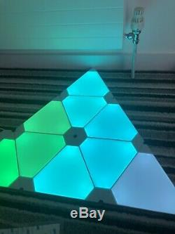 Nanoleaf Light Panels 9 Panels Smarter Kit boxed