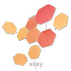 Nanoleaf Shapes Hexagons LED Smart Touch Lighting Starter / Extension Kit